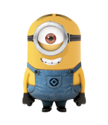 "27"" Despicable Me Minion Stuart Kite"