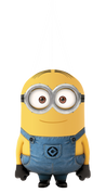 "28"" Despicable Me Minion Dave Kite"