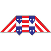 10.5 ft. Patriotic Double Box Kite