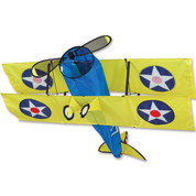 Stearman Biplane Airplane Kite
