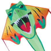 T-Rex Large Easy Flyer Delta Kite