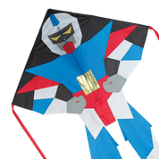 Super Bot Large Easy Flyer Kite