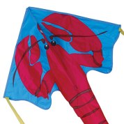 Red Lobster Large Easy Flyer Kite