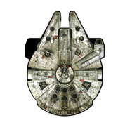 "50"" SuperSize Star Wars Millennium Falcon Kite"