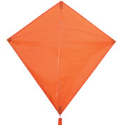 "30"" Orange Diamond Kite"