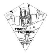 "26"" Transformers Color-Me Diamond Kite"