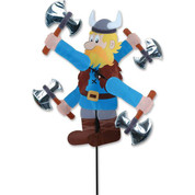 27 In. Viking Whirligig