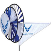 Air Force Triple Spinner