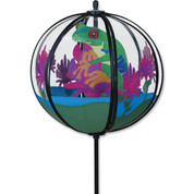 Tree Frog Ball Spinner