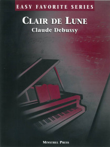 Clair De Lune * Easy Piano Favorite