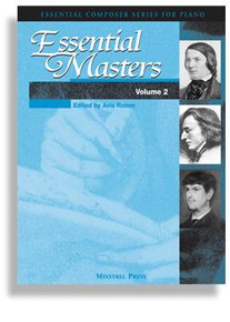 Essential Piano Masters * Volume 2 with CD