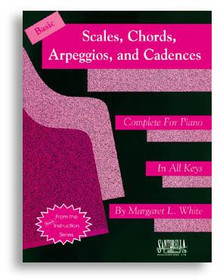 Scales, Chords & Arpeggios for Piano