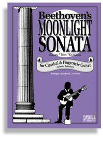 Moonlight Sonata For Guitar