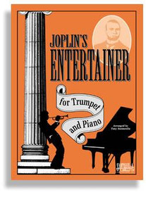 Joplin's Entertainer for Trumpet & Piano