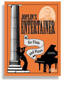 Joplin's Entertainer for Flute & Piano