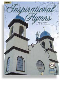 Inspirational Hymns with CD - Clarinet