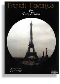 French Favorites for Easy Piano