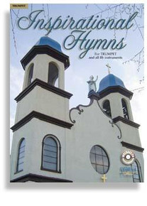 Inspirational Hymns with CD - Trumpet