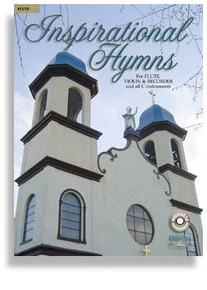 Inspirational Hymns with CD - Flute