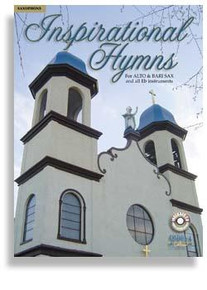 Inspirational Hymns with CD - Alto Sax