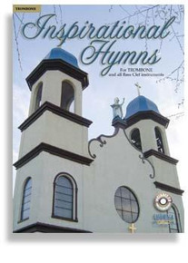 Inspirational Hymns with CD - Trombone
