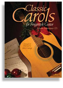 Classic Carols for Fingerstyle Guitar with CD