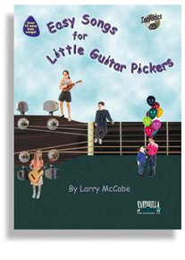 Easy Songs For Little Guitar Pickers with CD