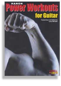 Hanon Power Workouts for Guitar
