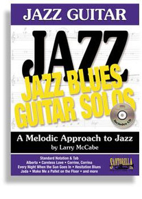 Jazz Guitar * Jazz Blues Solos with CD