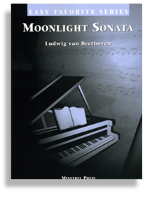 Moonlight Sonata (1st Movement) Easy Favorite Piano Sheet PDF download