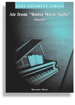 Air from Water Music Suite Easy Piano PDF Download
