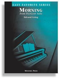 Morning from Peer Gynt Suite Easy Piano PDF Download
