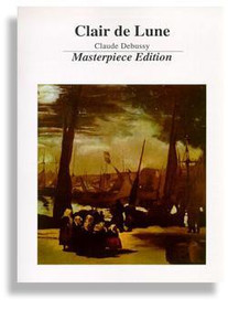 Clair De Lune Masterpiece Edition Piano Solo (Debussy) PDF Download