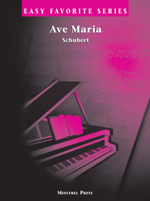 Ave Maria (Schubert) Easy Favorite Piano Sheet PDF Download