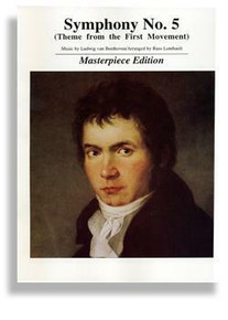 Beethoven's Fifth Symphony (Theme from 1st Mvmnt) Masterpiece Edition Piano Solo PDF Download