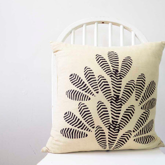 Tree Pillow Cover
