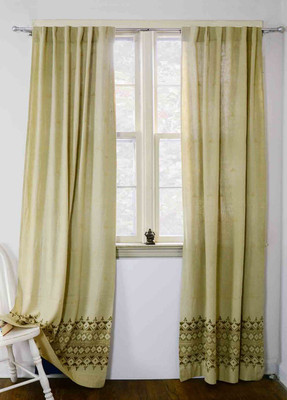 natural curtains