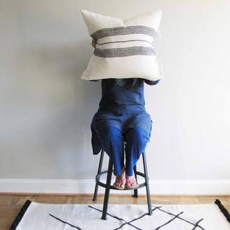 Kisaan - Organic cotton pillow cover