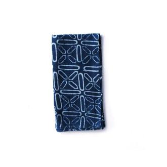 indigo napkins