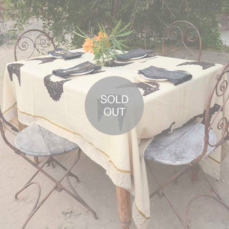 Sunset Tablecloth