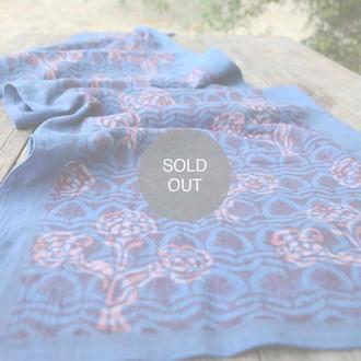 Cotton Table Runner - Kajal