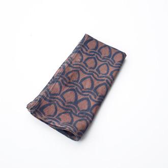 Jali - block print napkins
