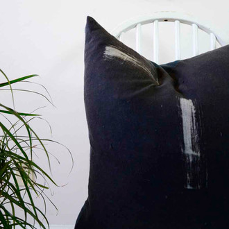 oversized throw pillow