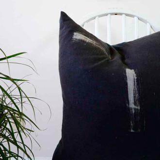 oversized throw pillow