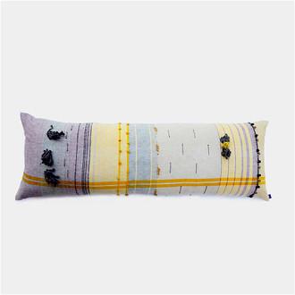 extra long lumbar pillow