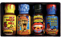 "ASS KICKIN' ""MINI"" XTREME HOT SAUCES"