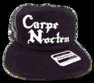 Carpe Noctem Flip Cap