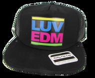 LUV EDM Flip Cap