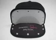 Black Dry Erase Flip Cap
