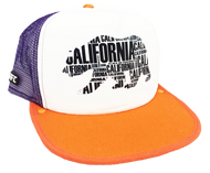 California Bear Flip Cap